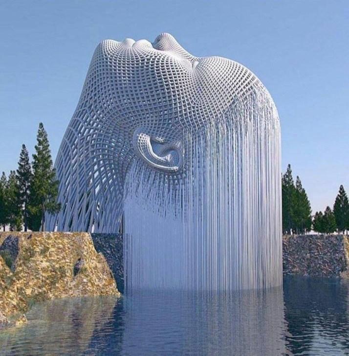 The Digital Fountain a Portland