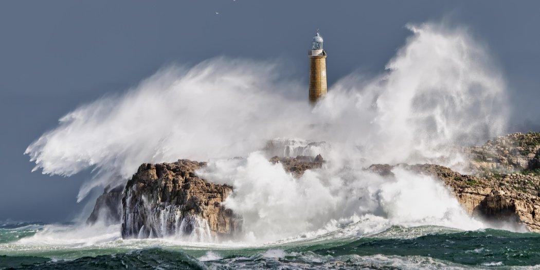 Mouro Island Light