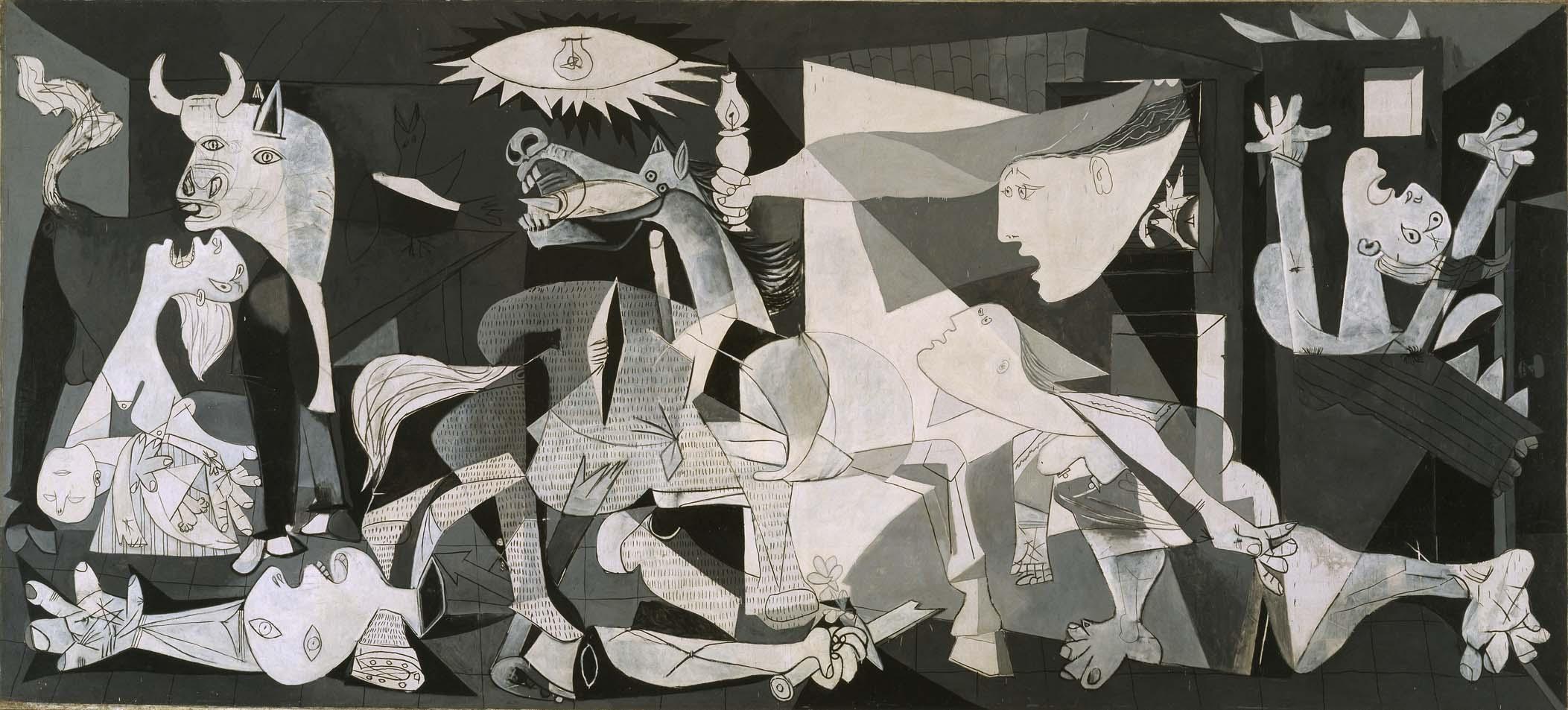 Guernica di Pablo Picasso