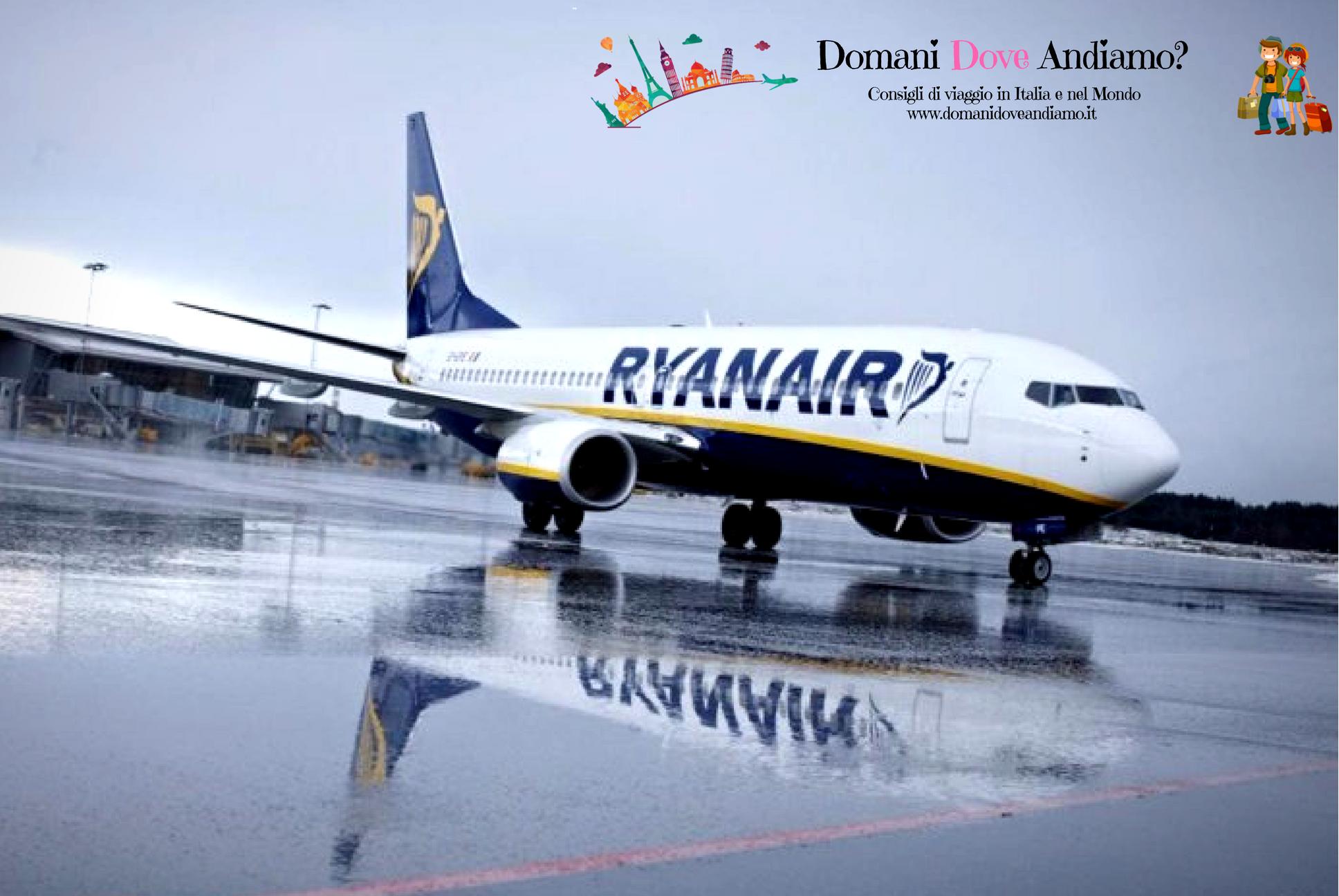 Nuove regole Ryanair: ora si pagherà anche il bagaglio a mano