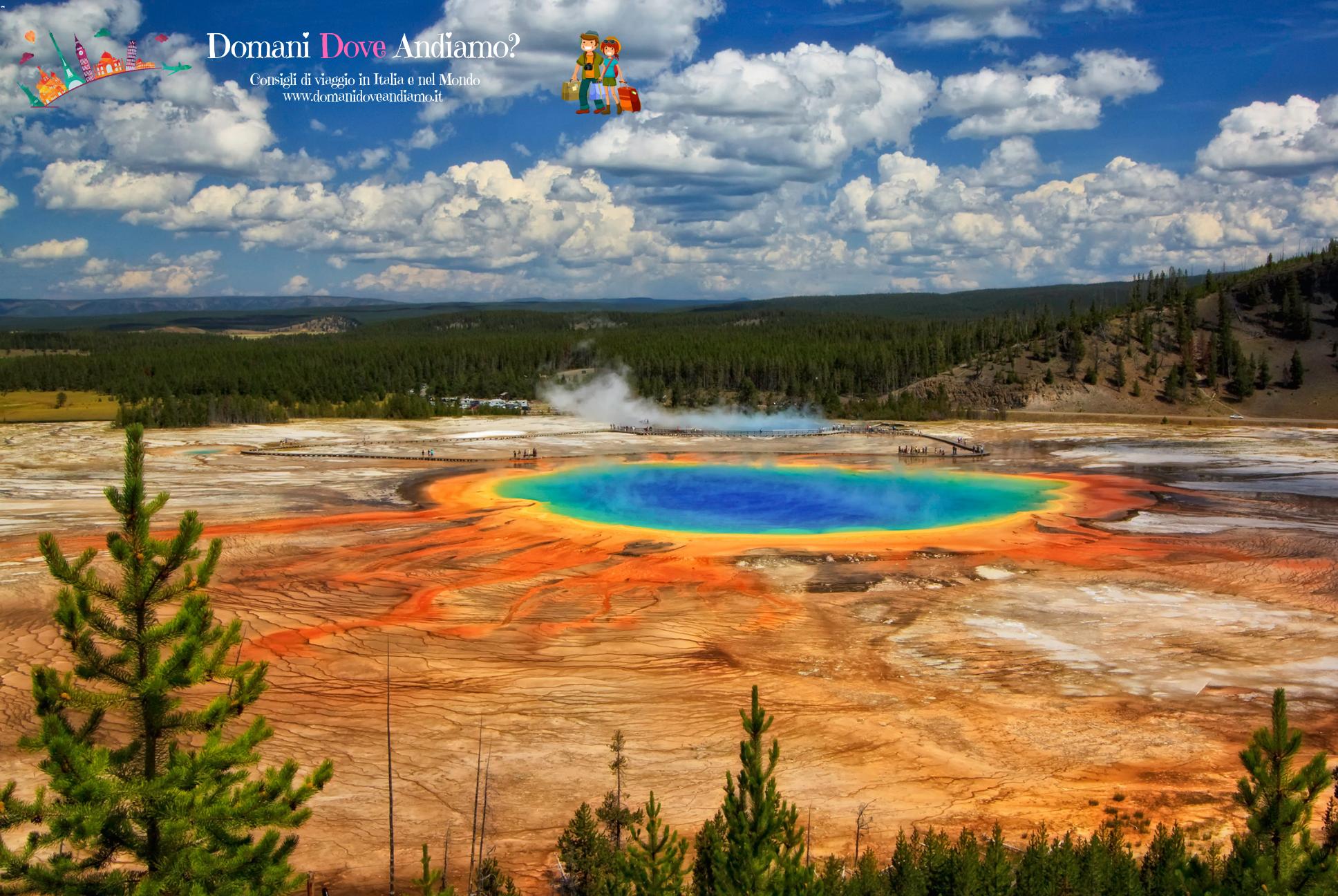 Parchi nazionali degli Stati Uniti: Yellowstone