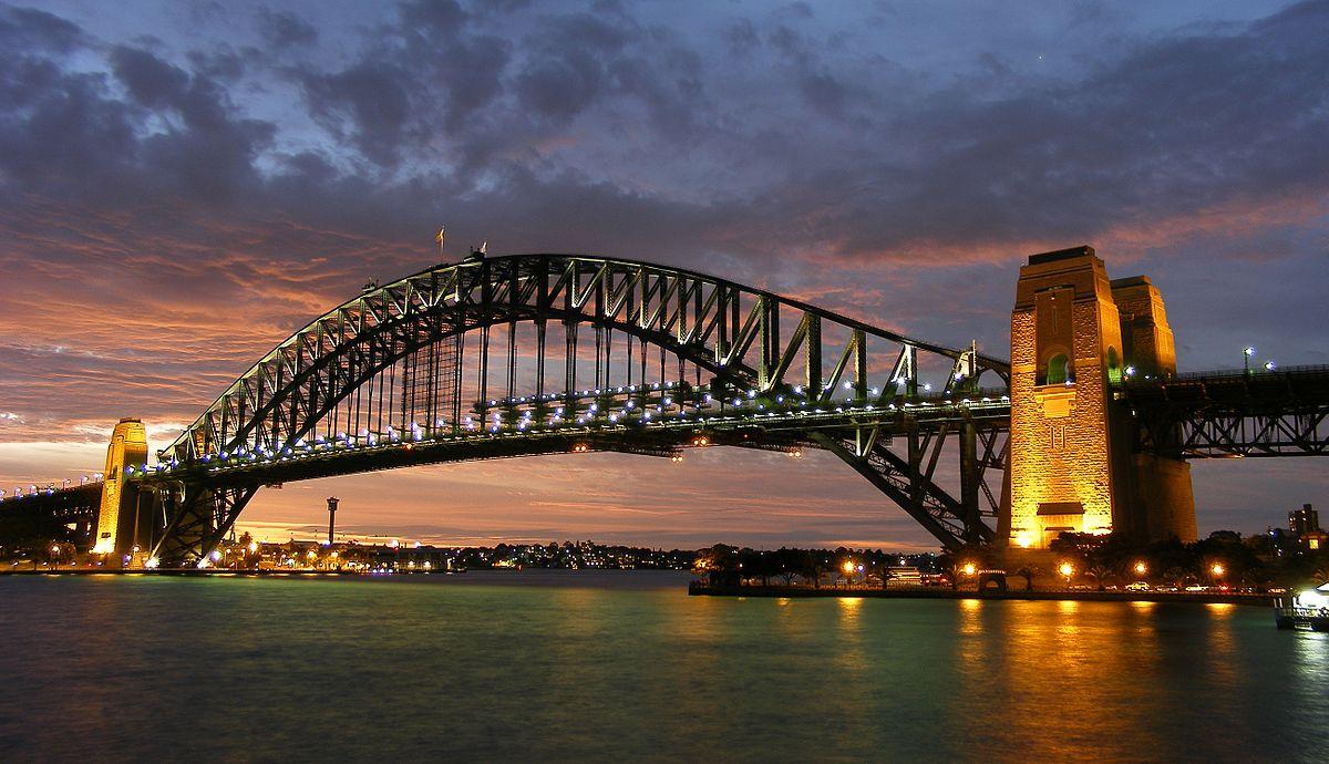 10 ponti più famosi: Sydney Harbour Bridge