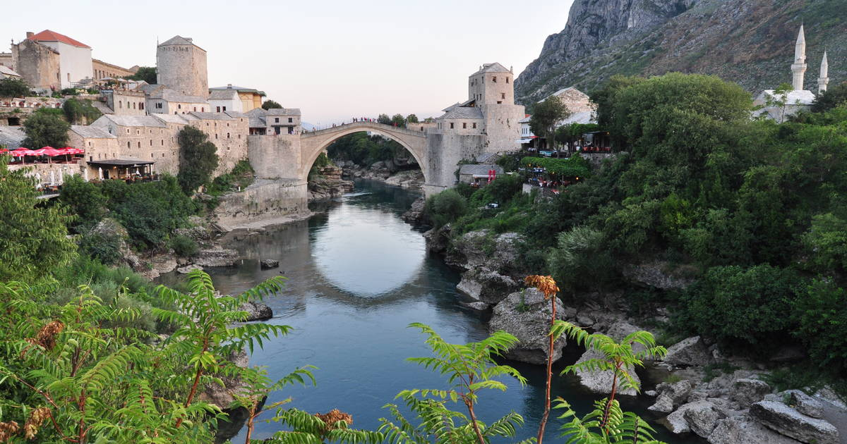10 ponti più famosi: Stari Most