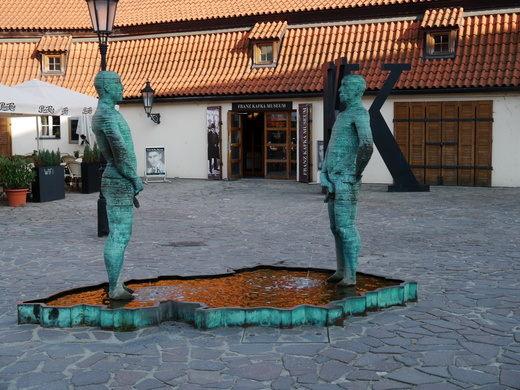 Two Peeing Guys