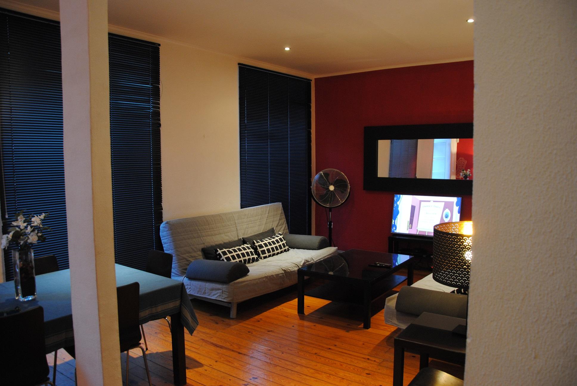 Il nostro appartamento a Lisbona