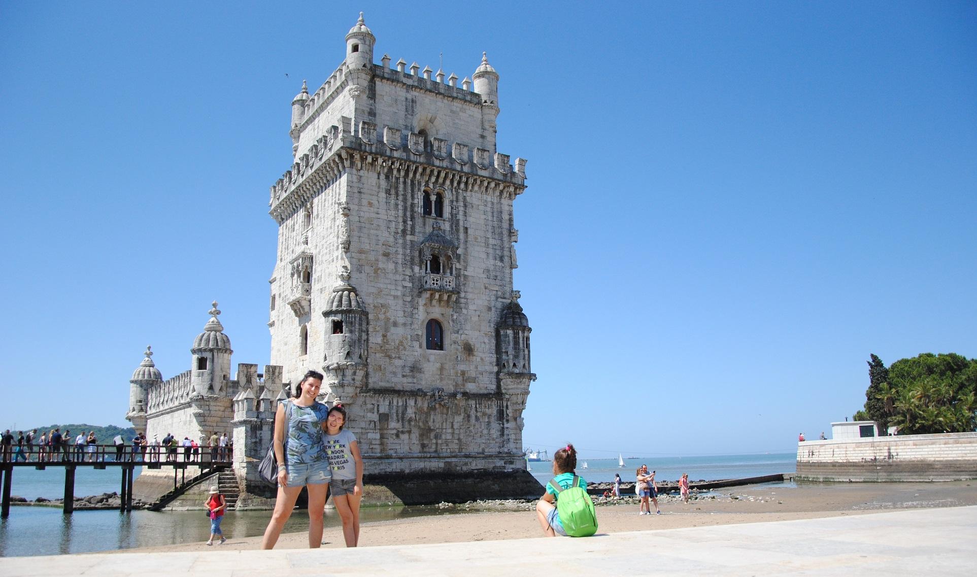 Torre di Belém a Lisbona