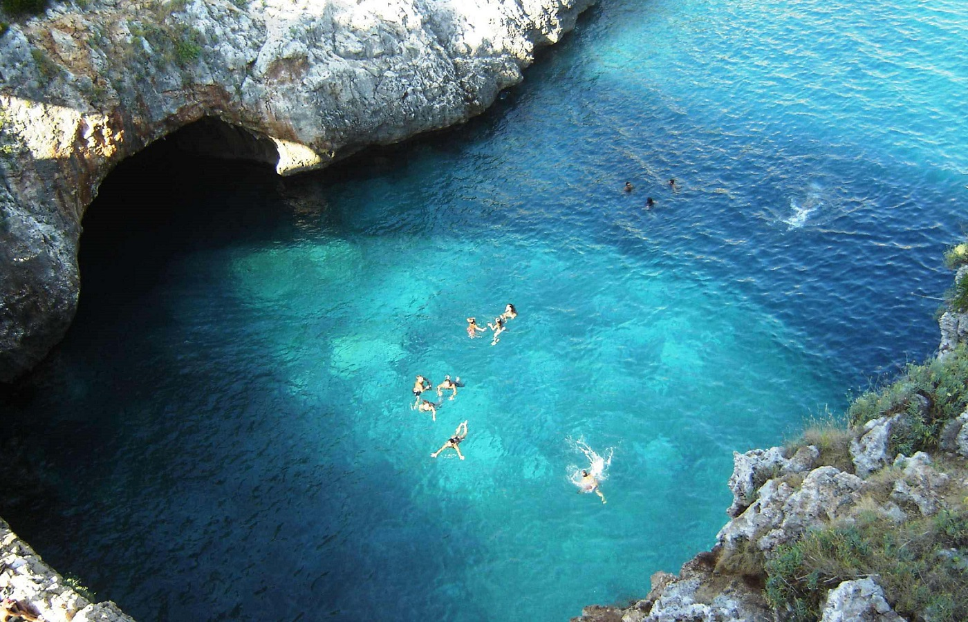 Grotta del Ciolo