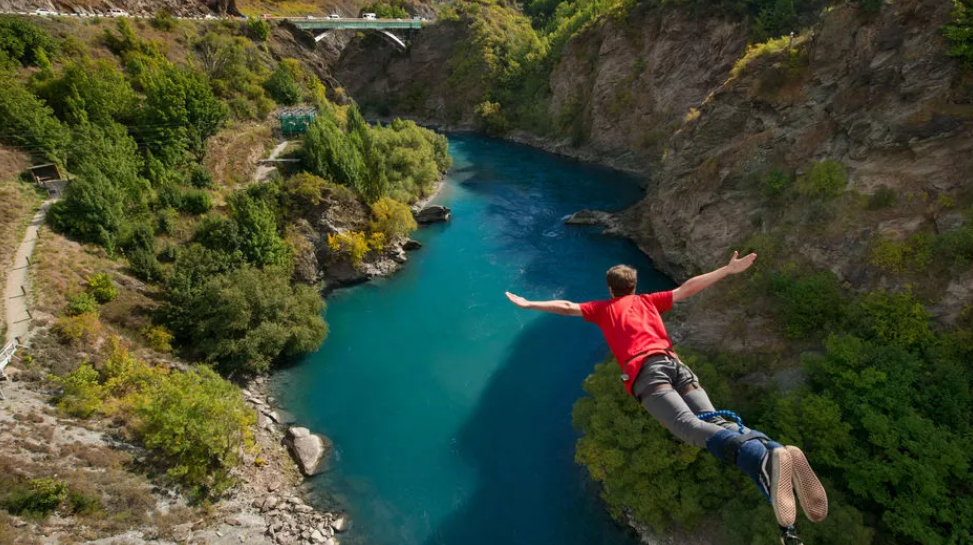Dove fare Bungee Jumping in Italia