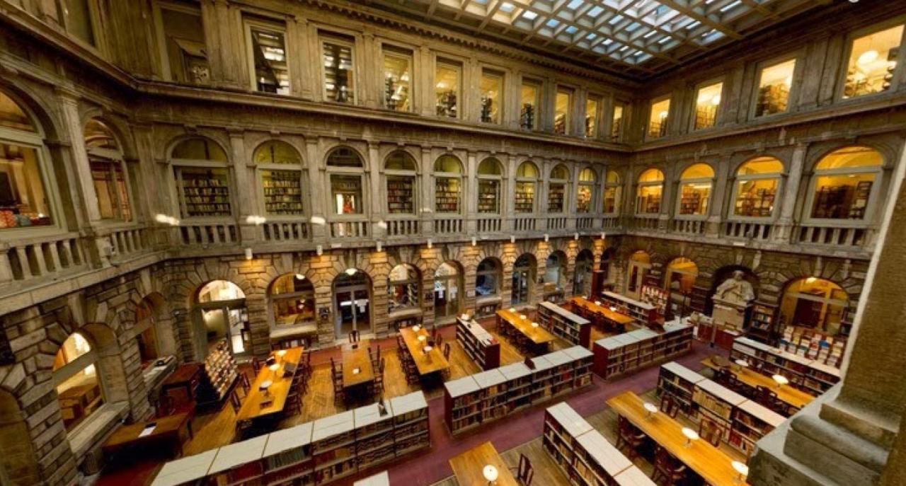 Biblioteca Nazionale di San Marco a Venezia