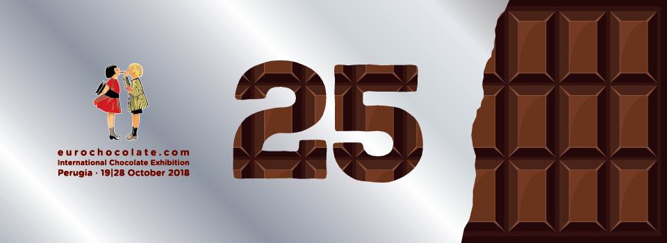 Eurochocolate Perugia 2018 – La Festa del Cioccolato più famosa d'Italia