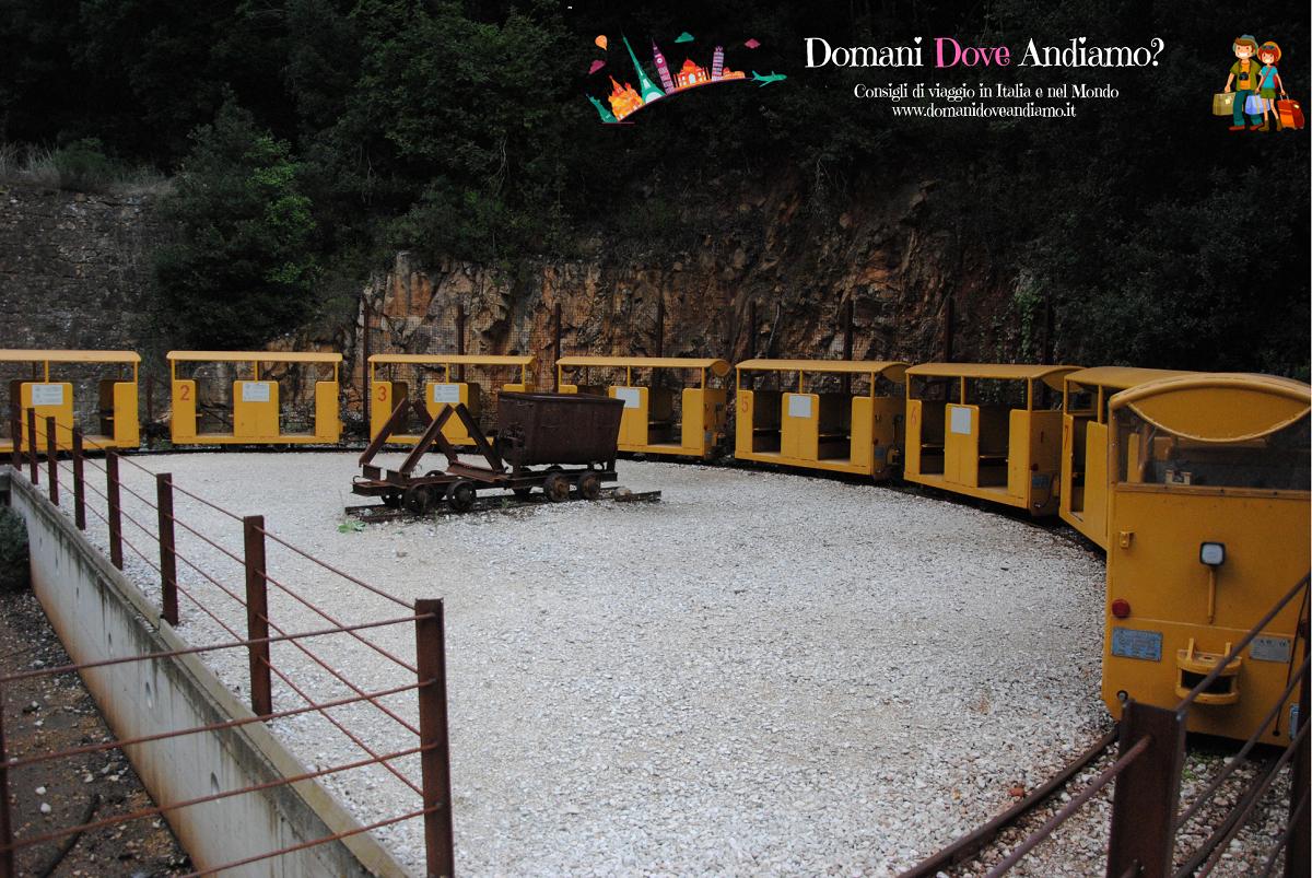 I nostri viaggi: una mattinata al Parco Archeominerario di San Silvestro, uno dei Parchi Val di Cornia