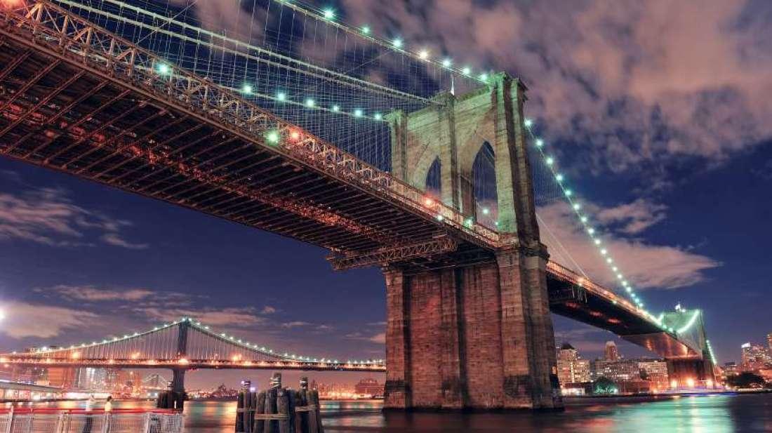 10 ponti più famosi: Brooklyn Bridge
