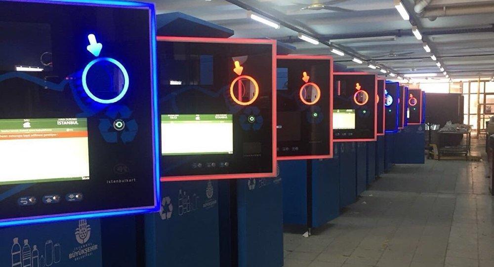 Istanbul: il biglietto della metro si paga con il riciclo!