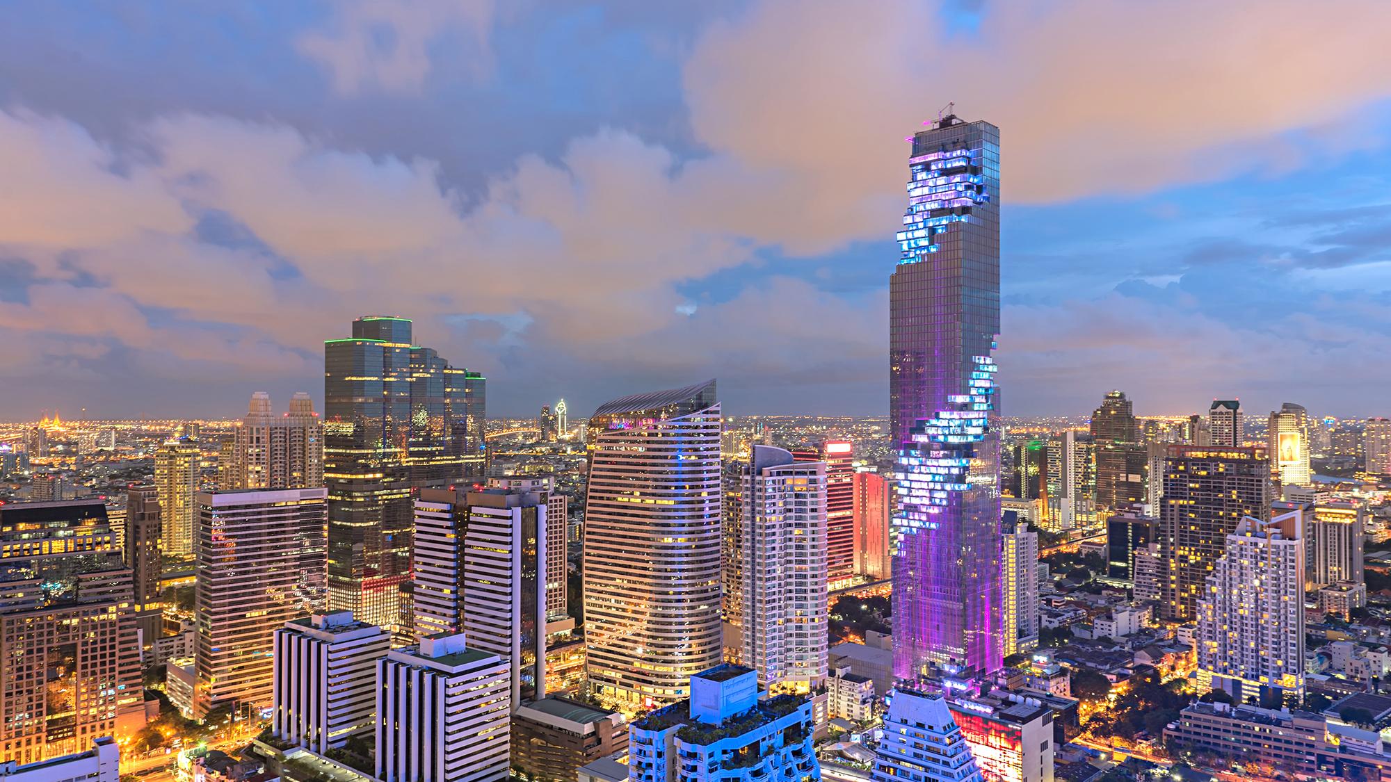 MahaNakhon, uno dei 10 grattacieli più belli del mondo