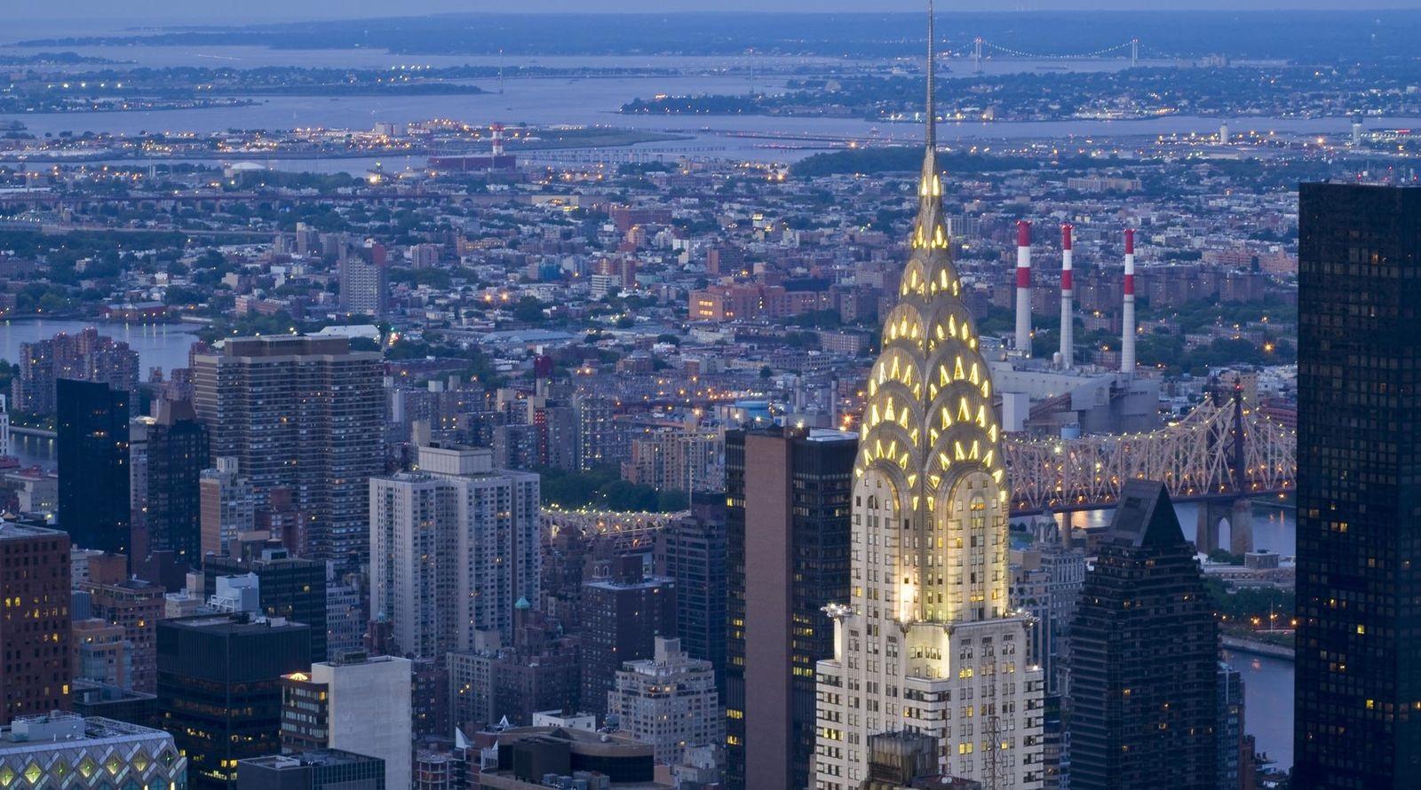Chrysler Building, uno dei 10 grattacieli più belli del mondo