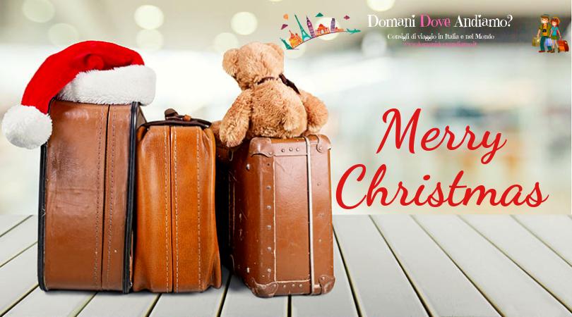 Buon Natale viaggiatori!