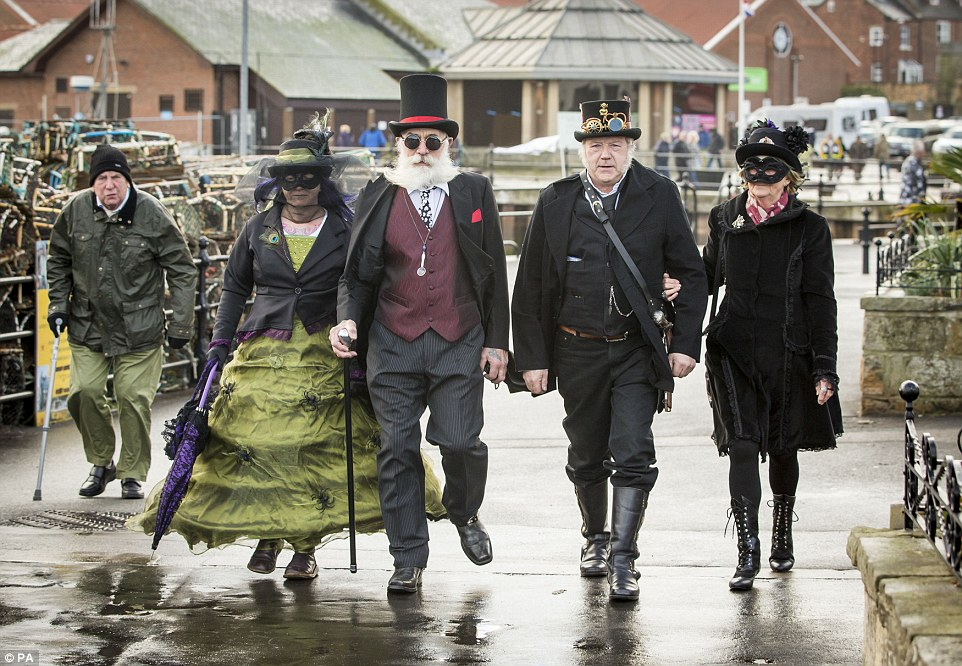 Whitby Goth Festival 2016