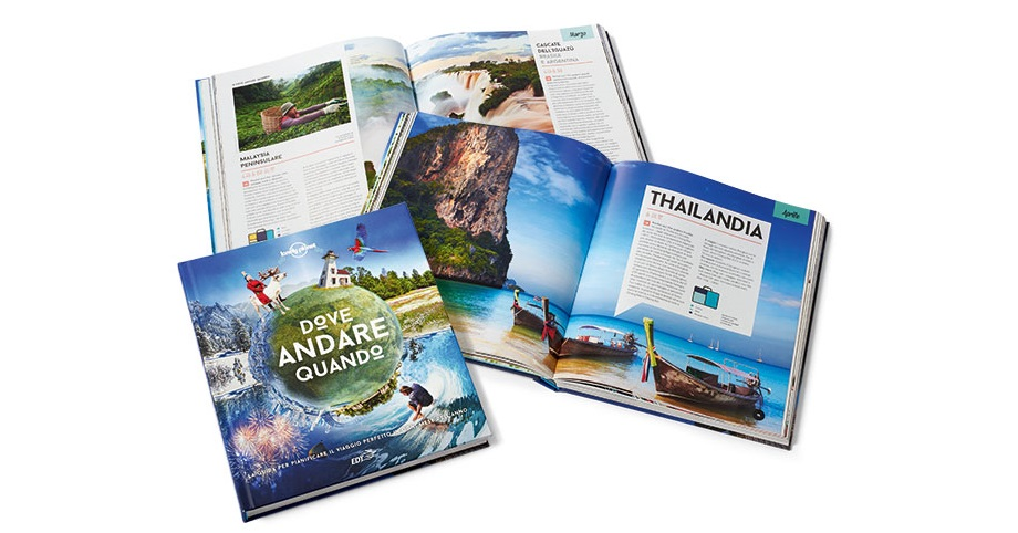 Lonely Planet: Dove andare quando.