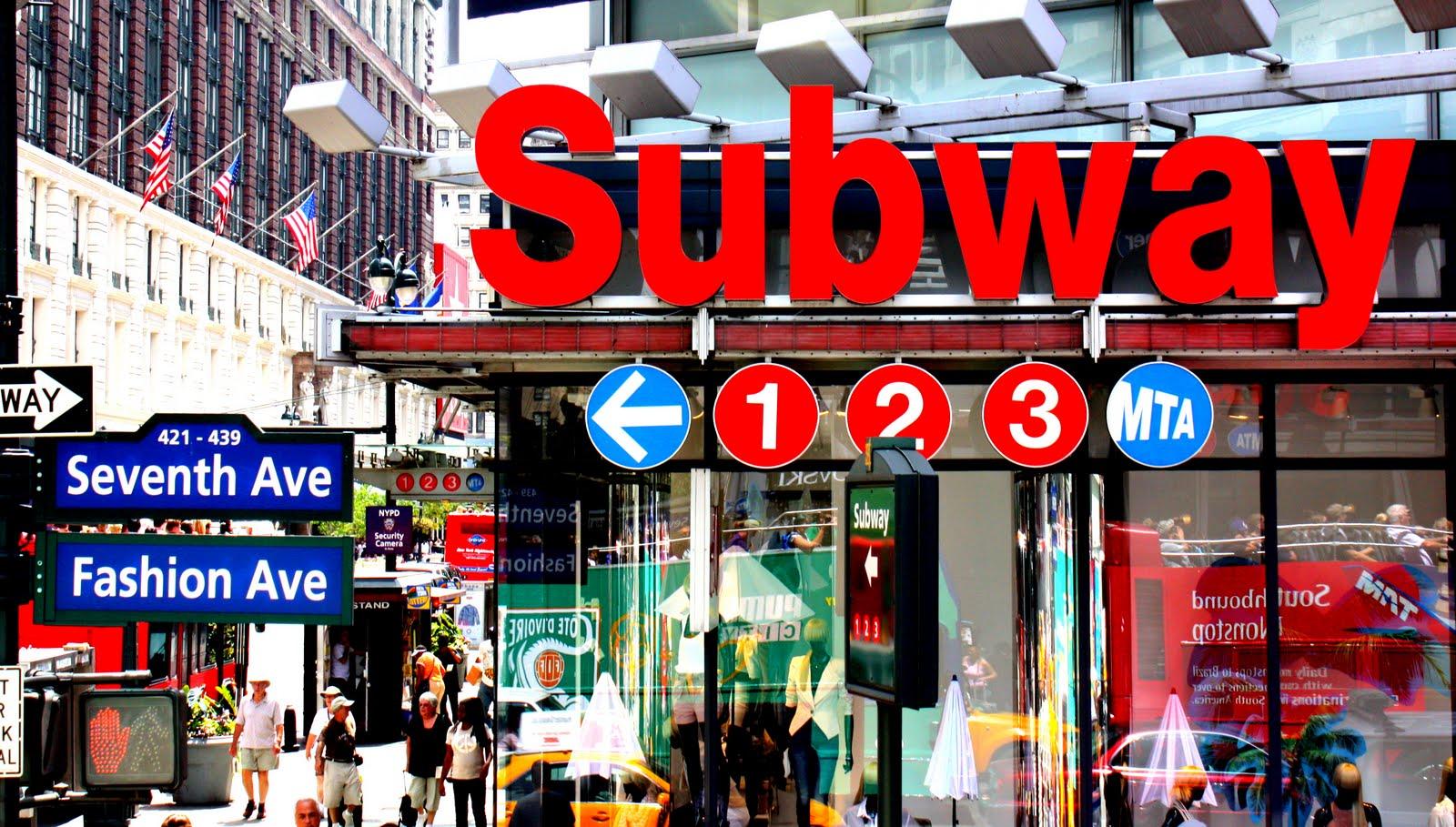 La metropolitana di New York