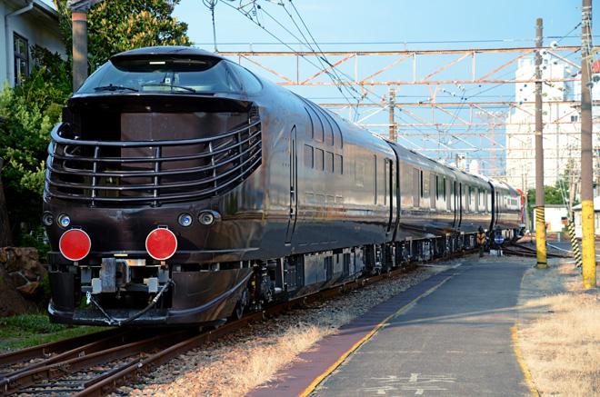 Twilight Express Mizukaze: il treno di lusso per muoversi in Giappone