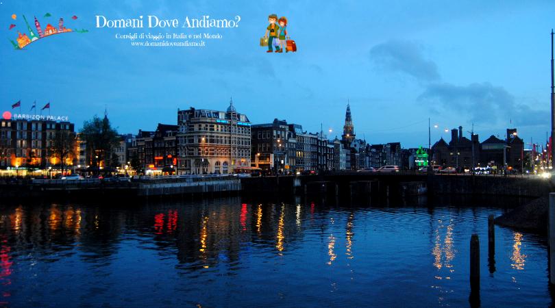 I nostri viaggi: cinque giorni ad Amsterdam