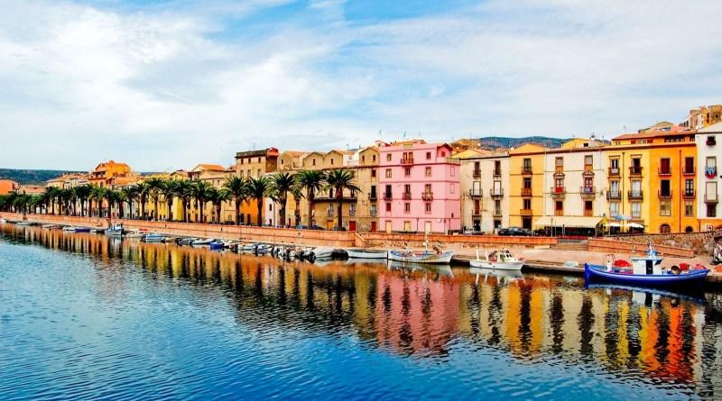 Bosa, uno dei borghi più belli d'Italia