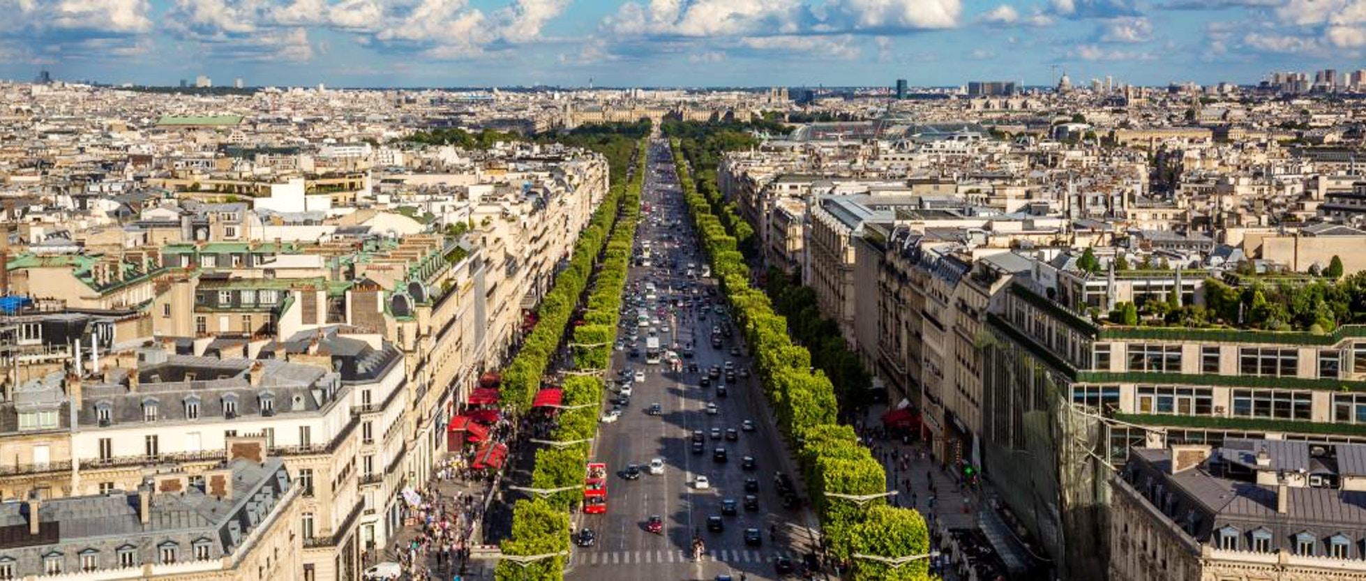 Le 10 strade più famose del mondo: Champs-Élysées