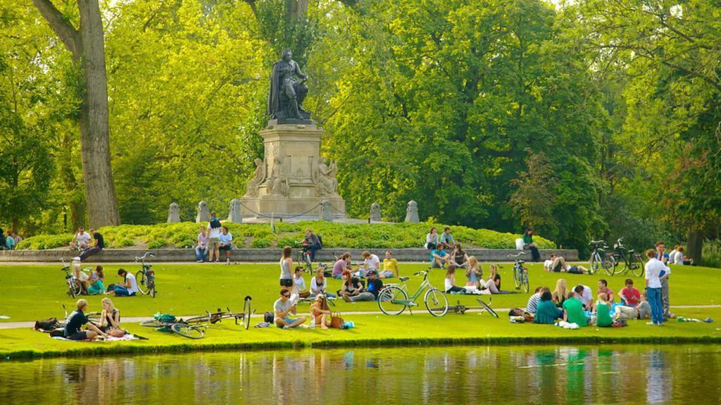 I parchi urbani più belli in Europa