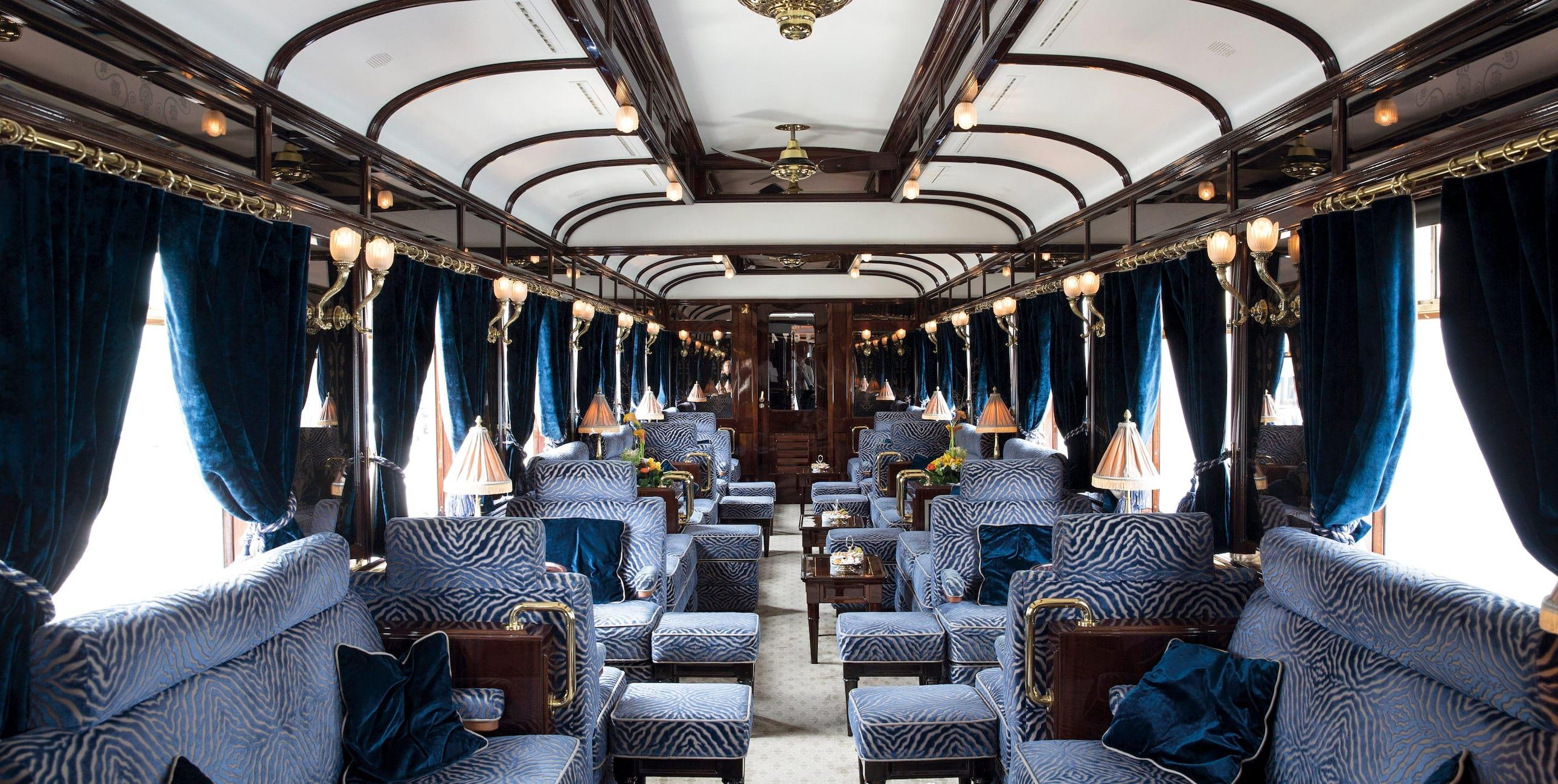 L'Orient Express di Belmond oggi