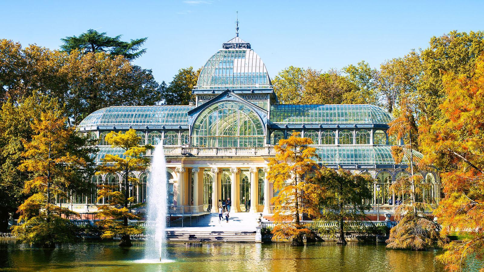 I parchi urbani più belli in Europa: Parco del Retiro
