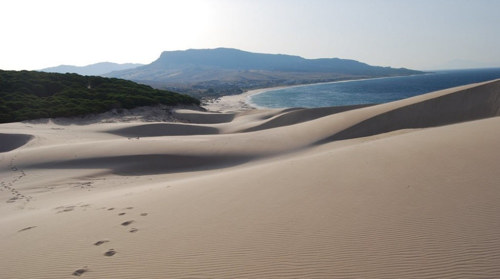 Tra le migliori spiagge della Spagna c'è anche Playa De Bolonia