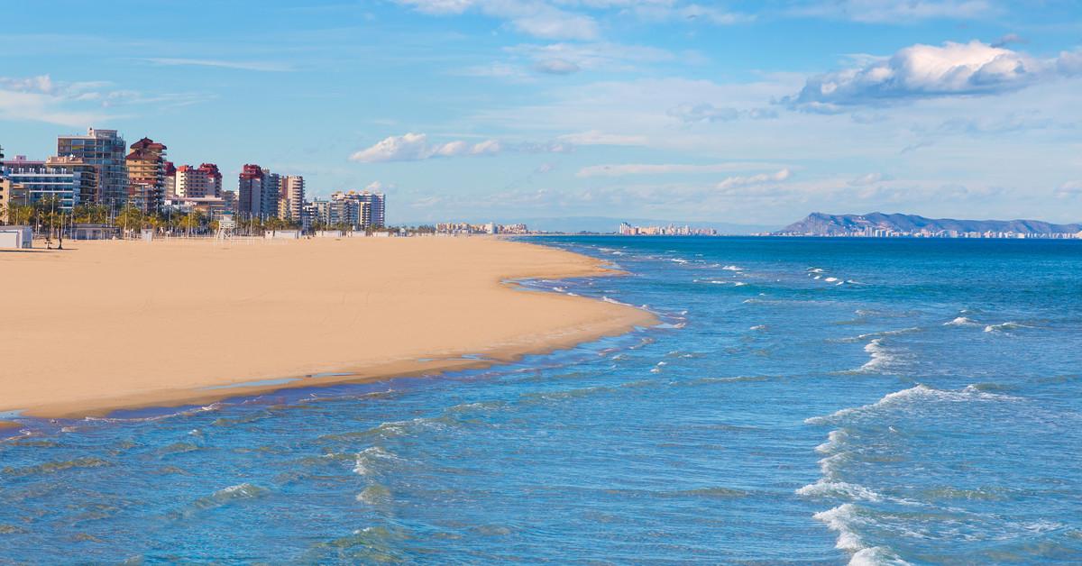 Le migliori spiagge della Spagna: PlayadeGandia