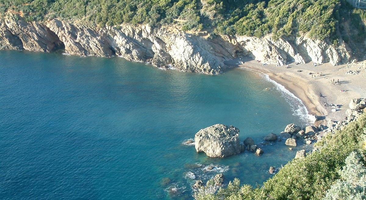 Cala del Leone, una delle cale più belle della costa toscana