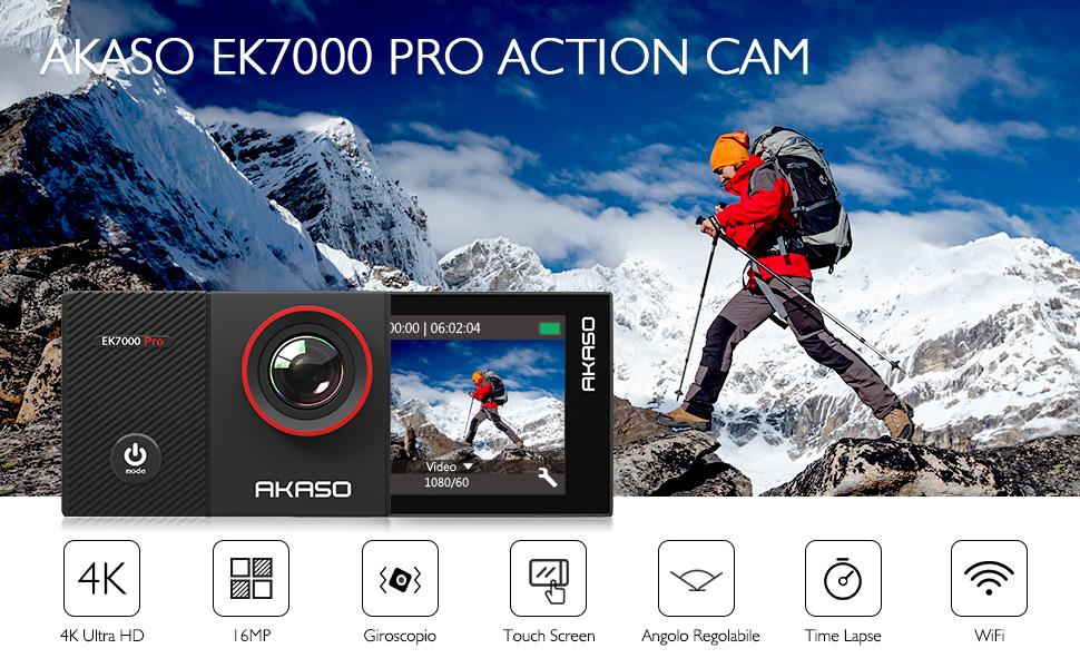 AKASO EK7000Pro