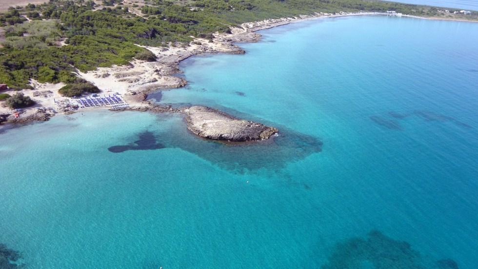 Le 7 spiagge più belle del Salento: Punta della Suina
