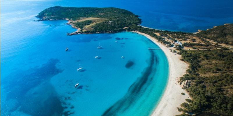 Le spiagge più belle della Corsica: Rondinara