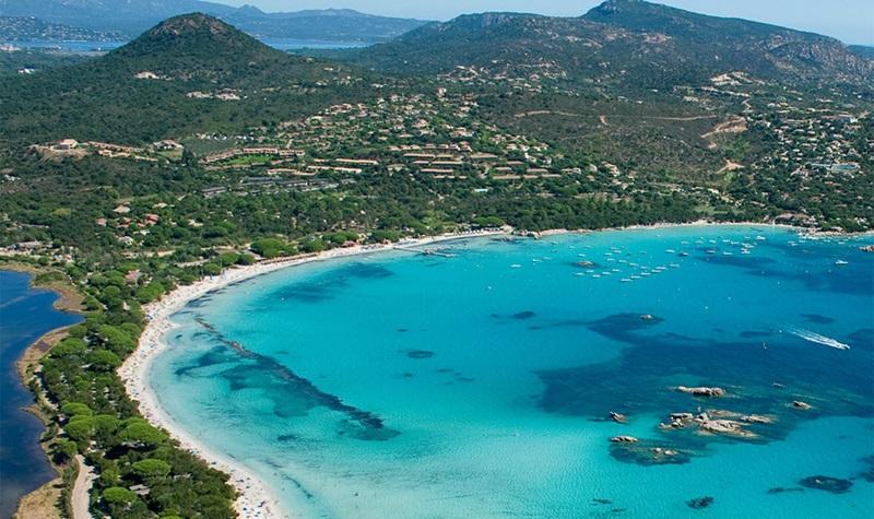 Le spiagge più belle della Corsica: Santa Giulia