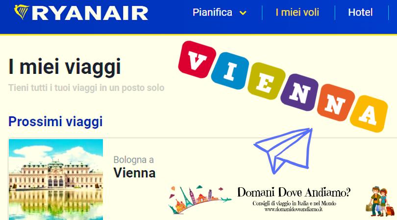 A settembre si vola a Vienna!