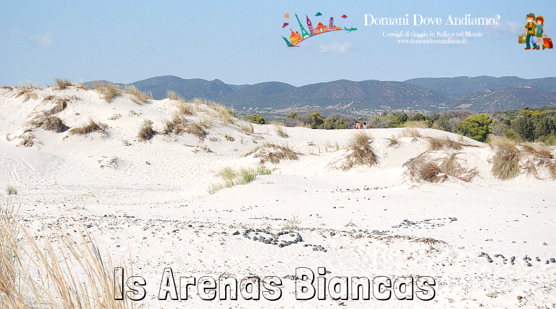Is Arenas Biancas