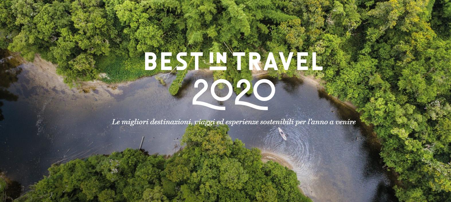 Best in Travel 2020: i consigli di Lonely Planet sui viaggi da fare nel 2020