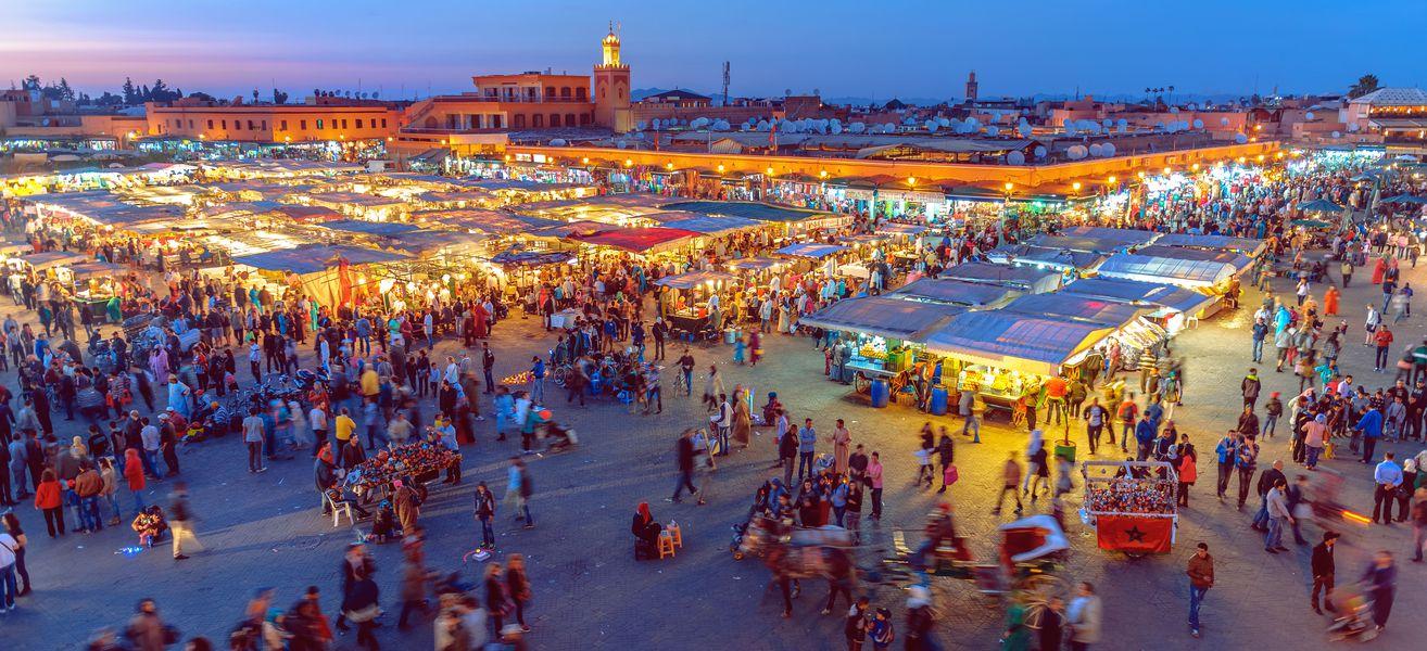 Migliori viaggi del 2020: Marrakech