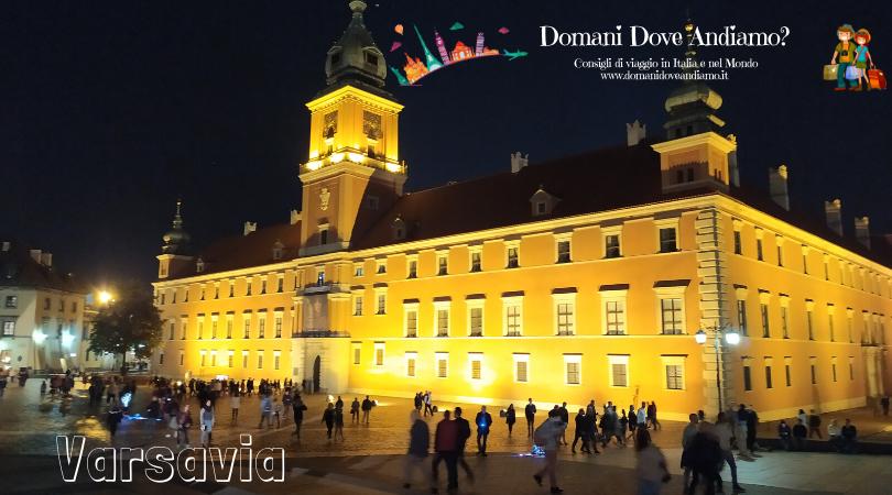 Weekend a Varsavia