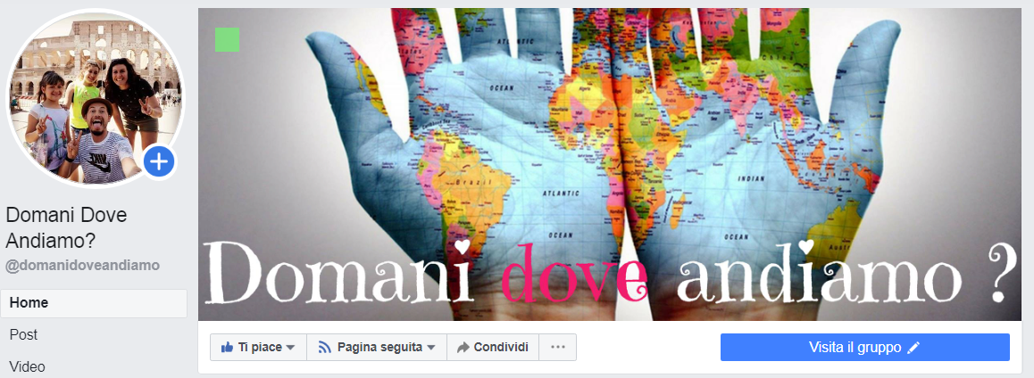 Suggerimenti per Travel Blogger: la Pagina Facebook