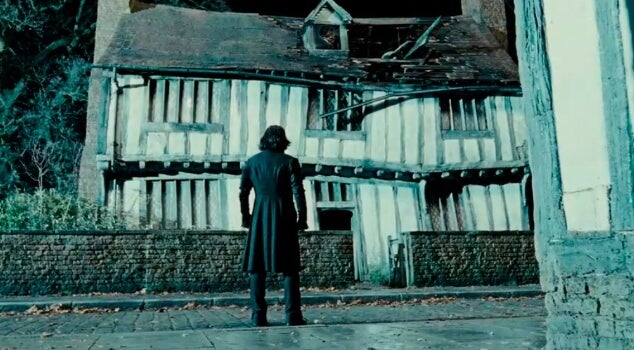 La casa nel film