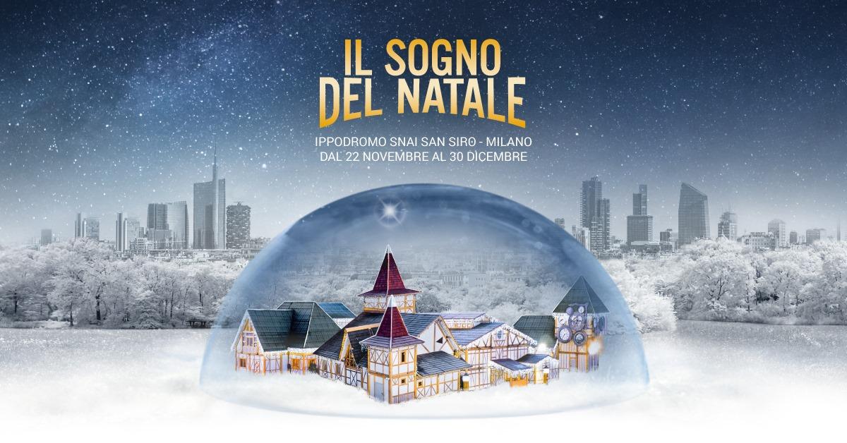 Il sogno del Natale: il Villaggio di Natale più grande d'Italia