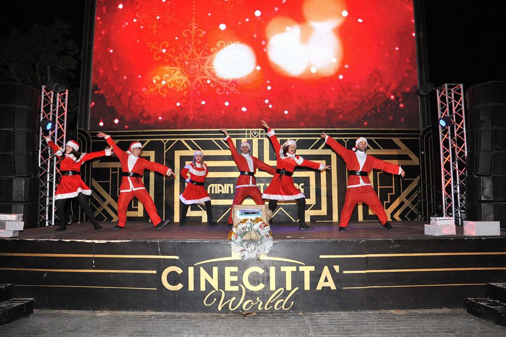 La Magia del Natale a Cinecittà World