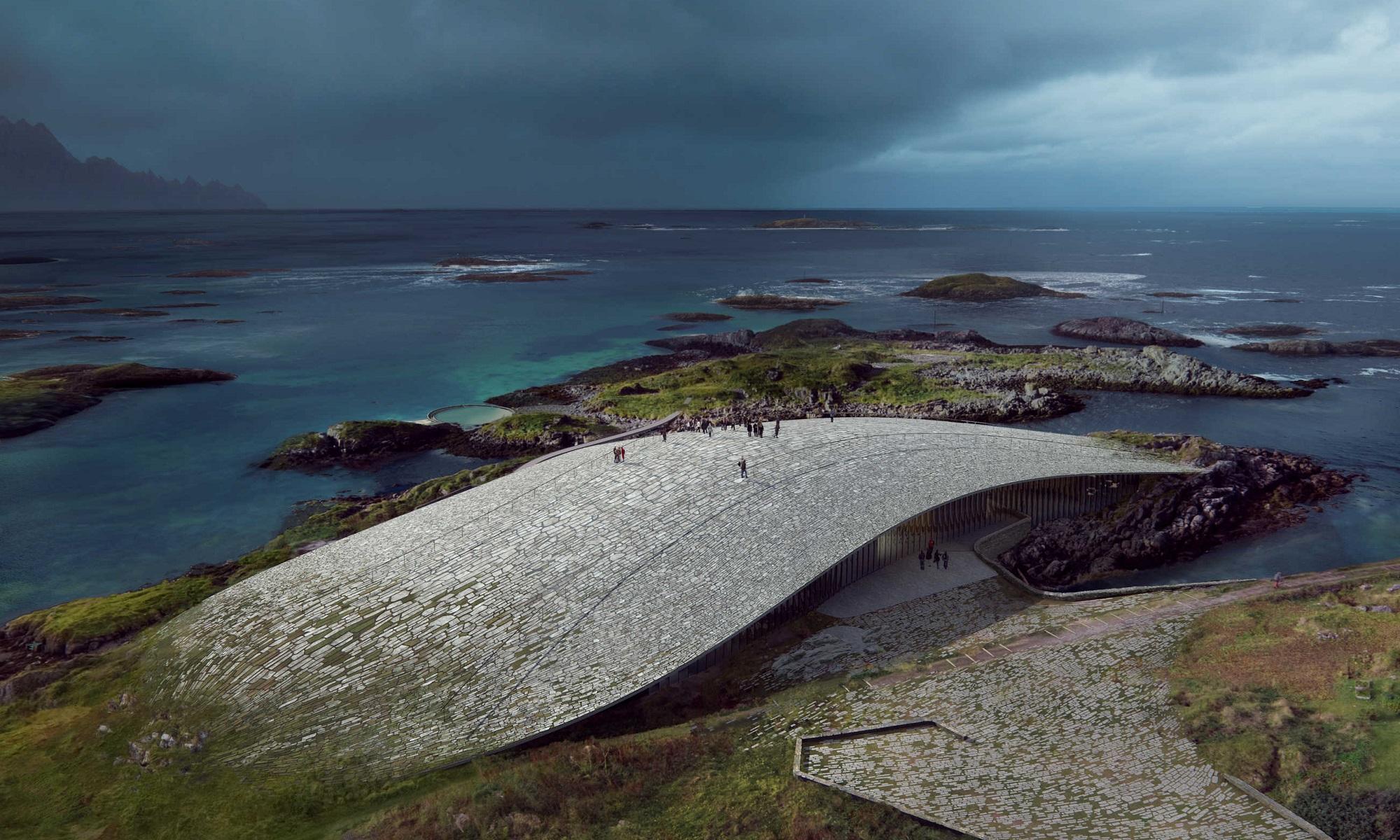The Whale sarà la prossima straordinaria attrazione della Norvegia