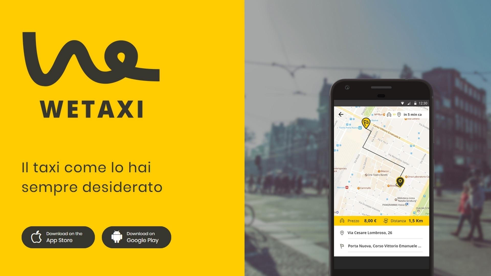 Le App più utili del 2019 per chi viaggia: WeTaxi
