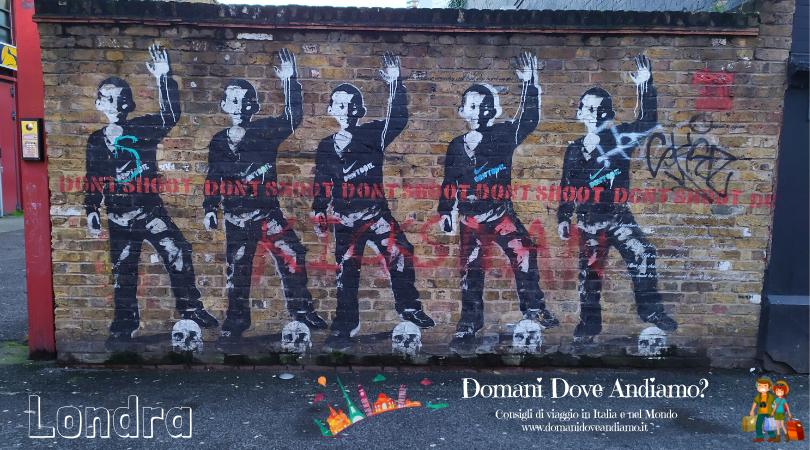 Murales a Brick Lane