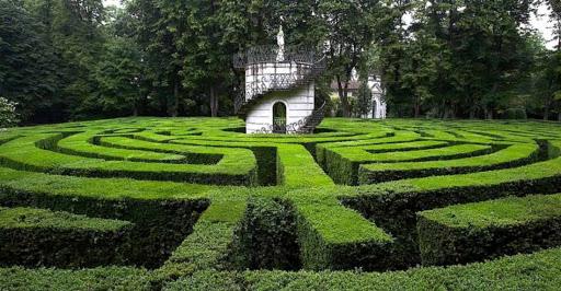 Labirinto Villa Pisani
